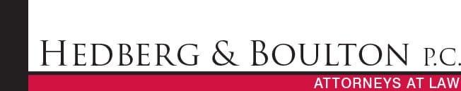 hedberg & boulton, p.c