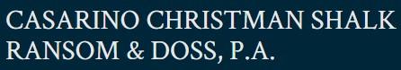 casarino christman shalk ransom & doss, pa