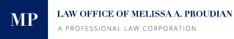 law office of melissa a. proudian, a professional law corporation