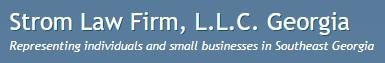 strom law firm, l.l.c. - georgia