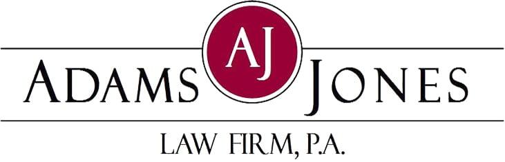 adams jones law firm pa