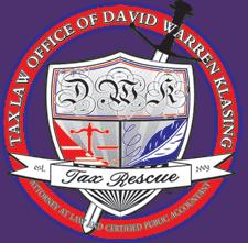 tax law offices of david w. klasing - sacramento