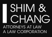 shim & chang, attorneys at law