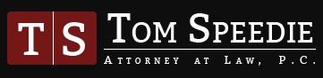tom speedie, attorney at law