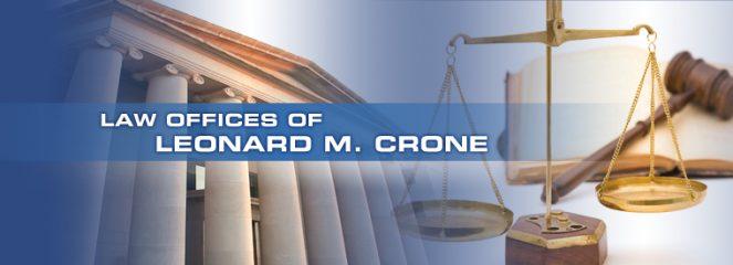 crone leonard m