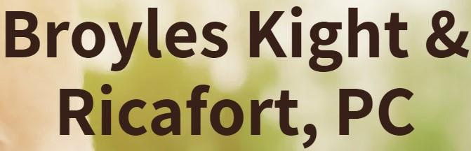 broyles kight & ricafort, pc