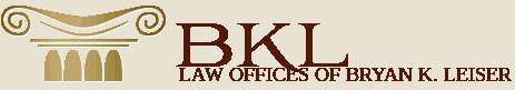 law offices of bryan k. leiser