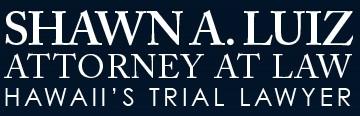 shawn a. luiz attorney at law