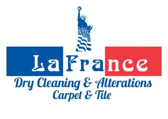 la france dry cleaners & alterations, carpet & tile