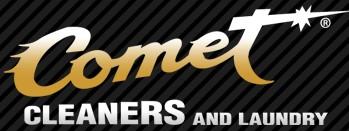 Comet Cleaners - Bentonville