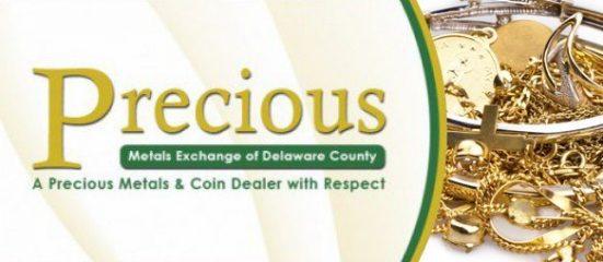 precious metals exchange of delaware county