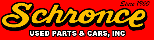 schronce used parts inc