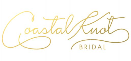 coastal knot bridal - wilmington