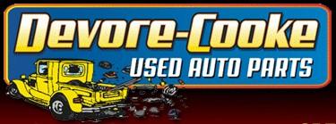 devore cooke used auto parts co