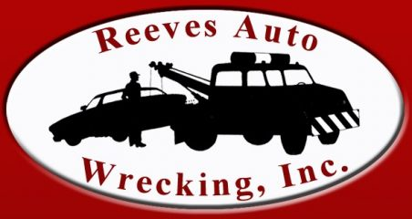 reeves auto wrecking