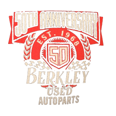 berkley used auto parts, inc