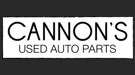 cannon's used auto parts