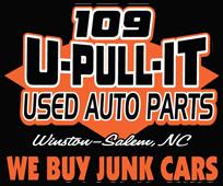 109 u-pull it, inc.
