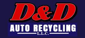d & d auto recycling llc
