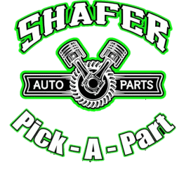 Shafer Pick a Part