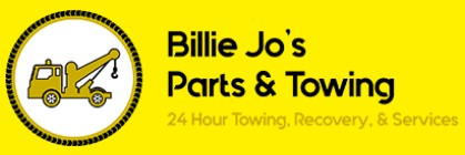 billie jo's parts and towing