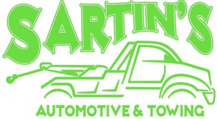 sartin's towing