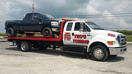 teos towing service, inc. - east moline