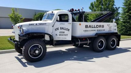 joe ballor towing inc. (romeo)