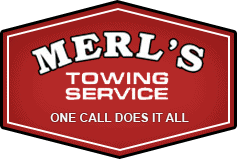 merl's towing service