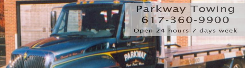 parkway towing