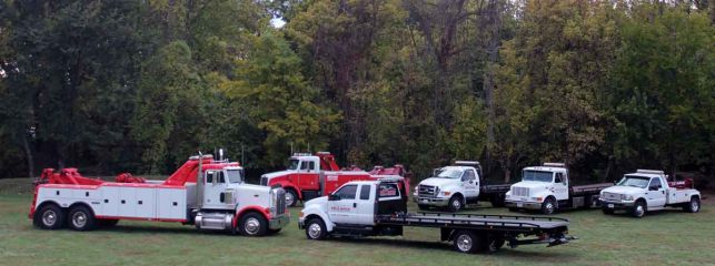 mccains towing & recovery