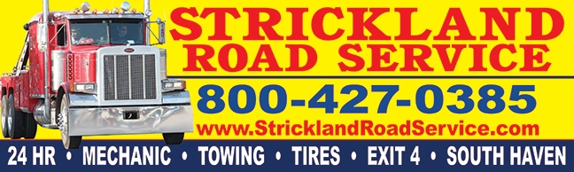 Strickland Road Service