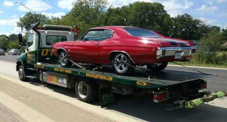 o'hare towing service - melrose park