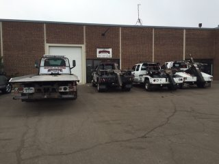 absolute towing & recovery inc.