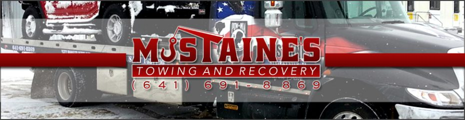 Mustaine's Towing & Recovery