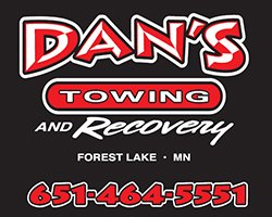 dan's towing and recoverey