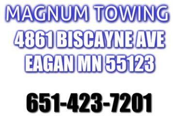 magnum towing and flatbed service