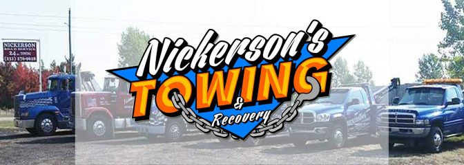 nickerson towing
