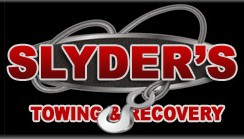 slyder's towing & recovery