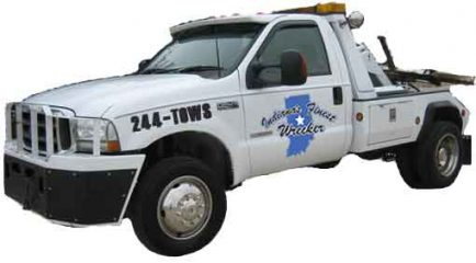 indiana's finest towing (indianapolis)