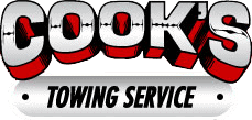 cook's towing service inc