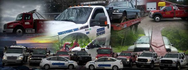 quinn's towing & recovery