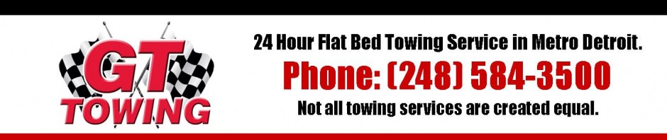gt towing service