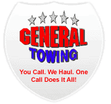 general towing inc