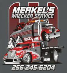 merkel's anytime towing