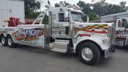 alleycat towing & recovery, inc. - millersville