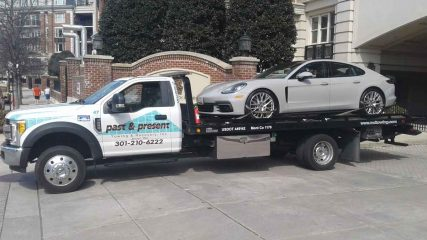 past & present towing