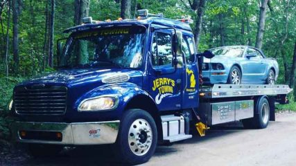 newaygo towing