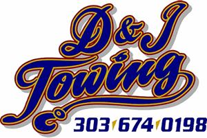d&j towing
