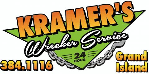 kramer's wrecker service